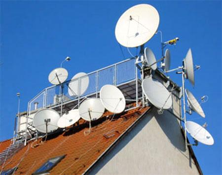 Наши спутниковые антенны